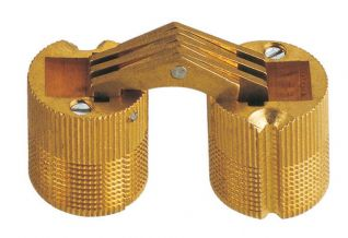 Barrel Hinge Solid Brass SOSS